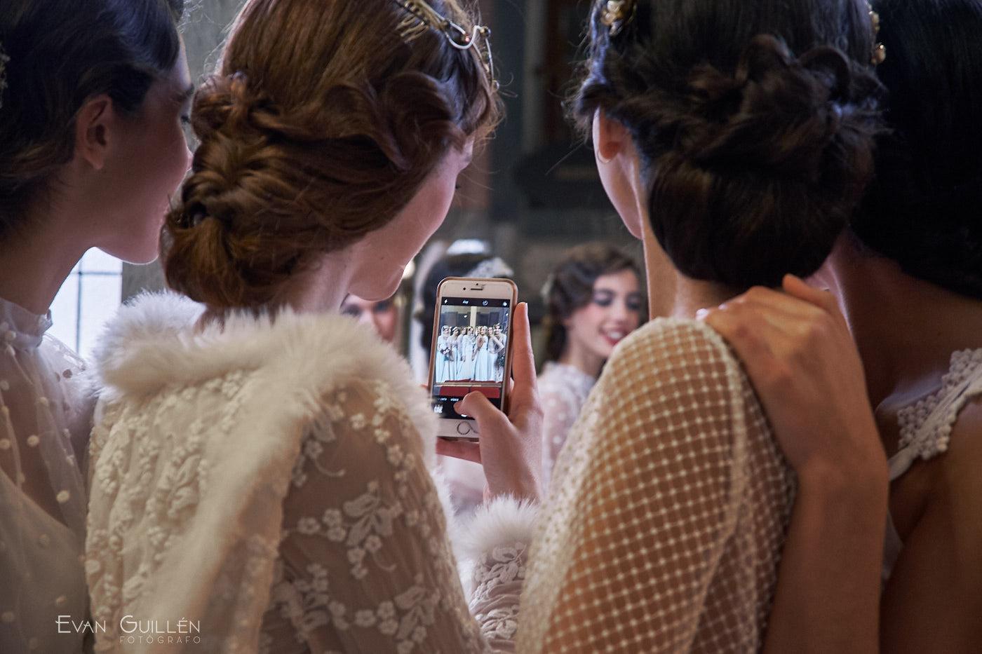 Desfile de vestidos de novia de Cayetana Ferrer