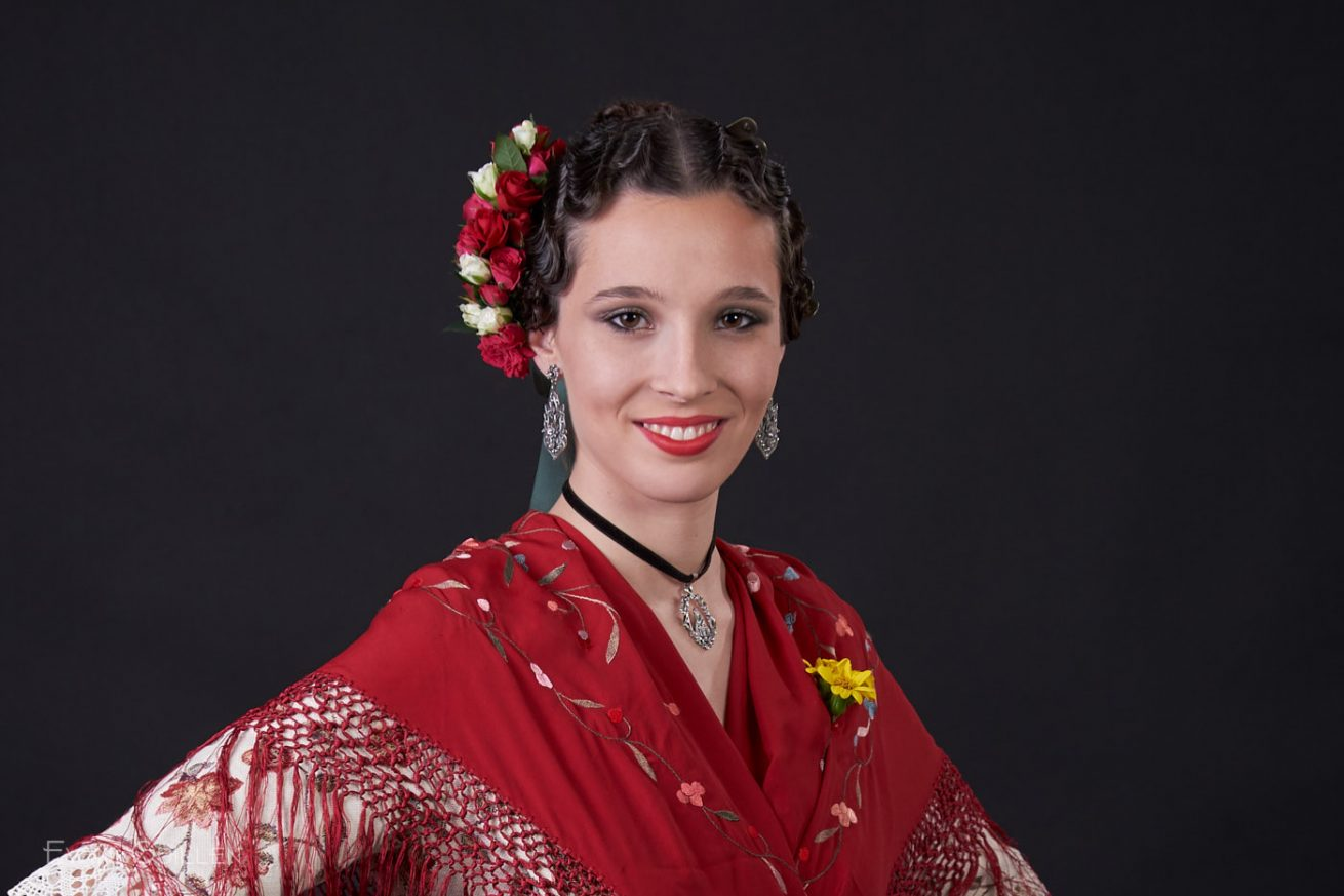 Dama de Honor de la Huerta