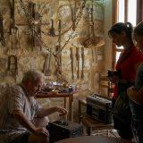 Taller artesano en Úbeda.